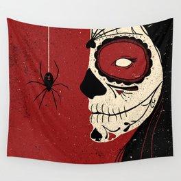 Viuda Negra  Wall Tapestry