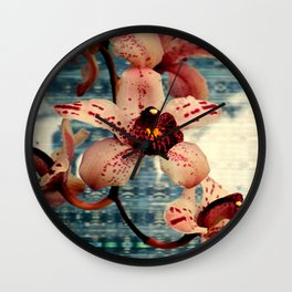 Ramble On Wall Clock
