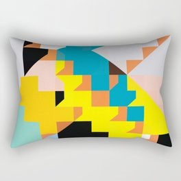 color story - cannonade Rectangular Pillow