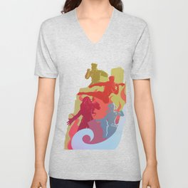 Team Avatar 2.0 Unisex V-Neck