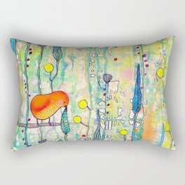 grandir Rectangular Pillow