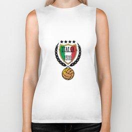 Italia Retro  Biker Tank