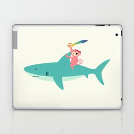 Adventure Begins Laptop & iPad Skin