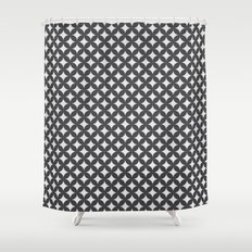 Pattern Tile 1.2 Shower Curtain