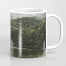In silence - landscape photography Coffee Mug