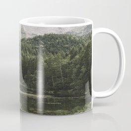In silence - landscape photography Coffee Mug