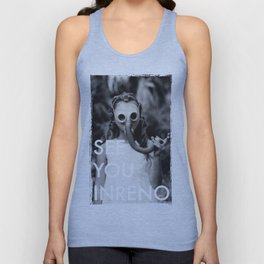 See You In Reno - Gask Mask Unisex Tank Top
