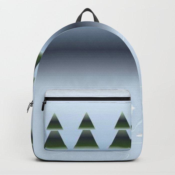 Odd reflexions Backpack