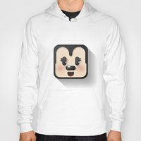 minnie mouse Hoodies featuring minnie mouse cutie by designoMatt
