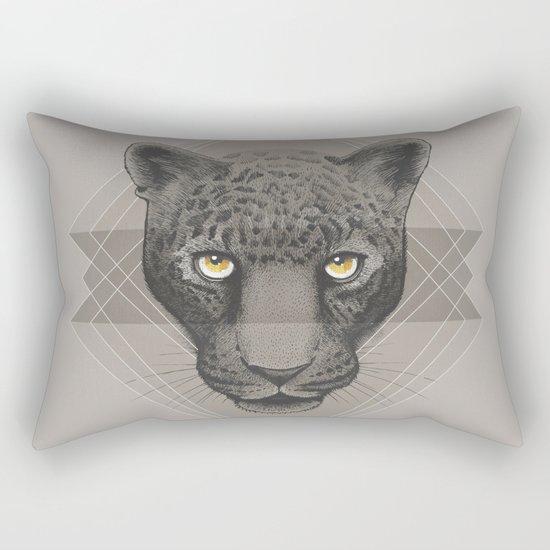 Eternal | Leopard Rectangular Pillow