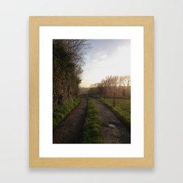 Wanderings Framed Art Print
