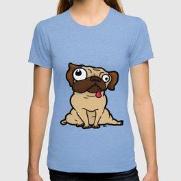 Dopey Pug T-shirt