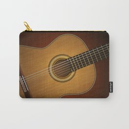 Classic Guitar Carry-All Pouch