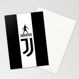 Christiano Ronaldo Juventus Stationery Cards