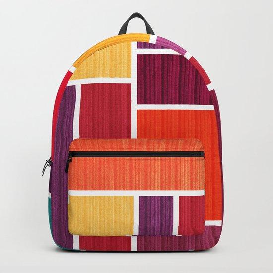 Mondrian Bauhaus Pattern #05 by kapstech