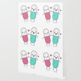 Cute pills Wallpaper