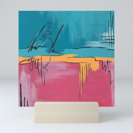 Signature Mini Art Print