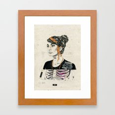 Corpo Framed Art Print