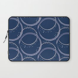 Cosmic Blues Laptop Sleeve