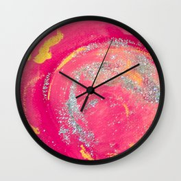Candyland Wall Clock