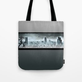 Nuclear winter, Apocalypse Tote Bag
