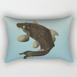 Japan fish Rectangular Pillow