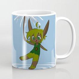 Dandelion seed Coffee Mug