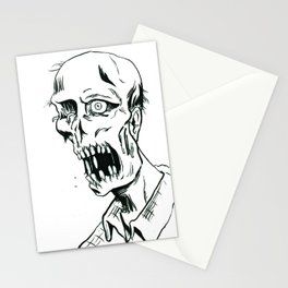 Worm Food Stationery Cards
