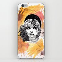les miserables iPhone & iPod Skins featuring Les Miserables by Taylor Starnes