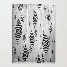 Mystic Yam Eyes Canvas Print