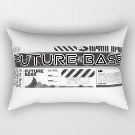 FUTURE BASS Rectangular Pillow