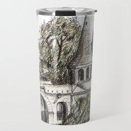 Budapest Art Travel Mug