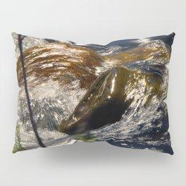 Rushing Water Pillow Sham