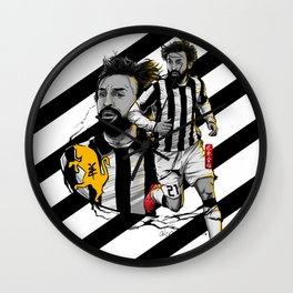 L'architetto Di Torino Wall Clock