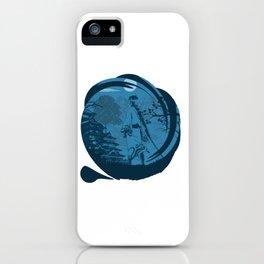 Gin Circle iPhone Case