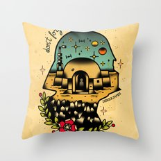 Don`t Forgett who You Are Throw Pillow