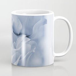 Soft blue lisianthus - Hampton Style Coffee Mug