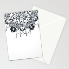 Bejewelled Stationery Cards
