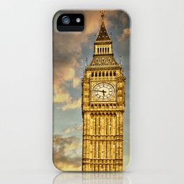 London Life iPhone Case