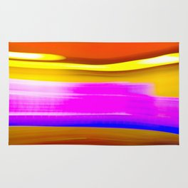 Abstrat colors Rug