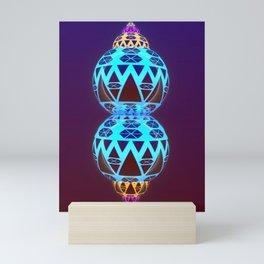Spheres in Color Mini Art Print