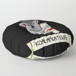 Fully Koalafied Floor Pillow