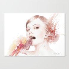 Summertime dizziness Canvas Print