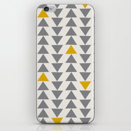 Straight and Narrow iPhone Skin
