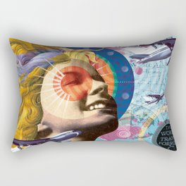 The World Transformed Rectangular Pillow