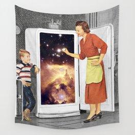 Stars for Breakfast Wall Tapestry