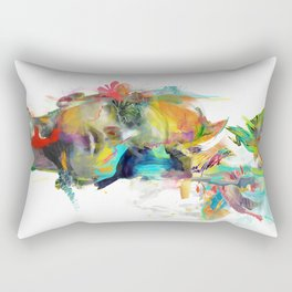 Dream Theory Rectangular Pillow