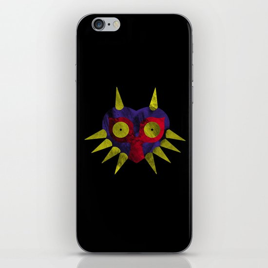 Majora iPhone & iPod Skin