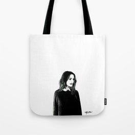 """""""Une autre Parisienne"""" Tote Bag"""