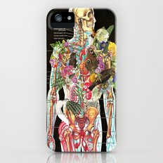 Skeleton iPhone (5, 5s) Slim Case